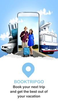 BookTripGo: Compare Best Flight, Car, Hotel Deals постер