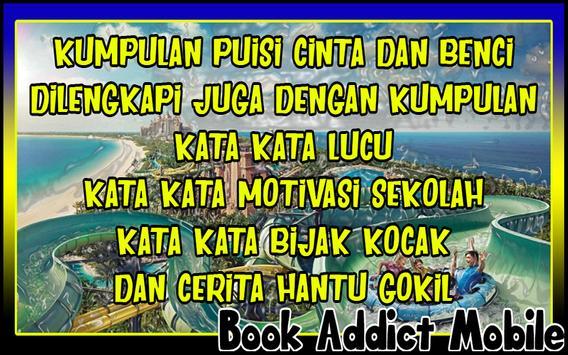 Puisi Cinta dan Galau for Android APK Download
