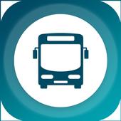 Book Bus Ticket icon