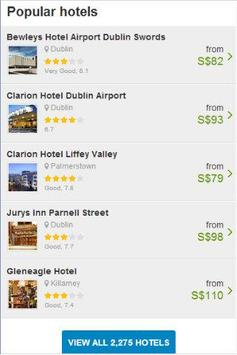 Ireland Hotel 80% Discount screenshot 1
