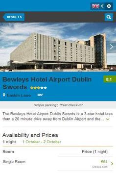 Ireland Hotel 80% Discount screenshot 2