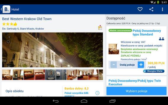 Booking.com screenshot 8