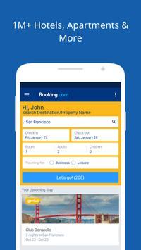 Booking.com Cartaz