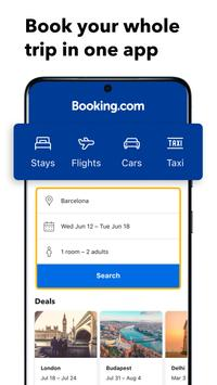 Booking.com ポスター