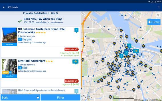 Booking.com imagem de tela 8