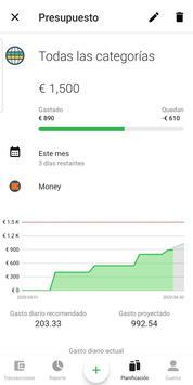 Money Lover captura de pantalla 4