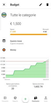 4 Schermata Money Lover