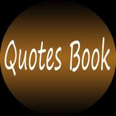 Quotes Book icon