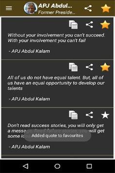 Quotes Book screenshot 5