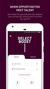 Boost Select screenshot 3