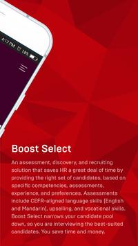 Boost Select screenshot 2
