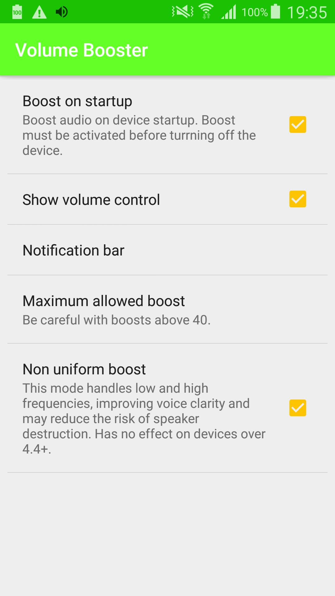 Volume Booster for Android - APK Download