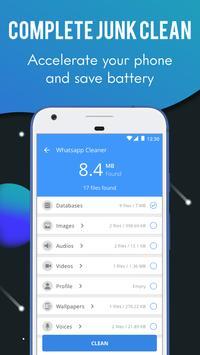 Starlight Cleaner-手機清理工具和加速器 截图 3