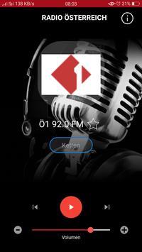 Radio Österreich screenshot 3