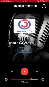 Radio Österreich screenshot 1