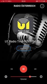 Radio Österreich screenshot 4