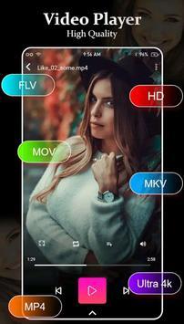 SX Video Player - Ultra HD Video Player 2021 screenshot 2