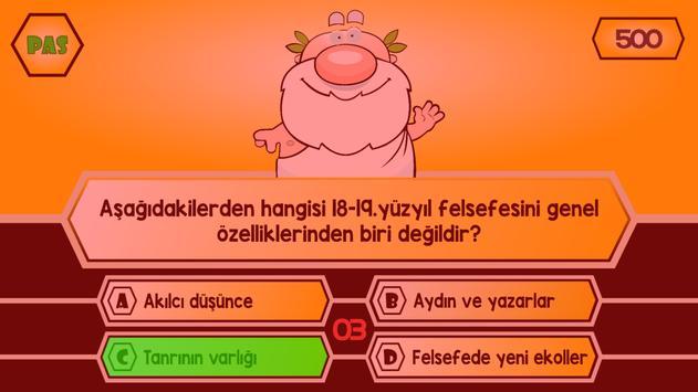 Felsefe Yarışması screenshot 2