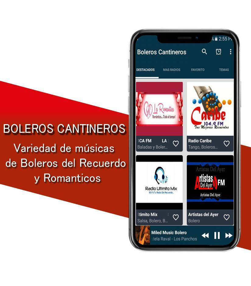 Boleros Cantineros for Android - APK Download