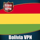 Bolivia VPN ícone