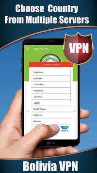 Bolivia VPN imagem de tela 2