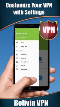 Bolivia VPN imagem de tela 3