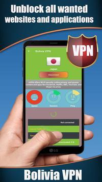 Bolivia VPN imagem de tela 4