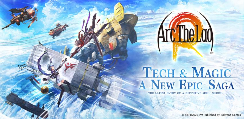 Arc The Lad R APK