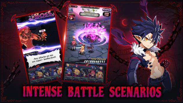 DISGAEA RPG ảnh chụp màn hình 18