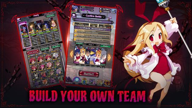 DISGAEA RPG ảnh chụp màn hình 10