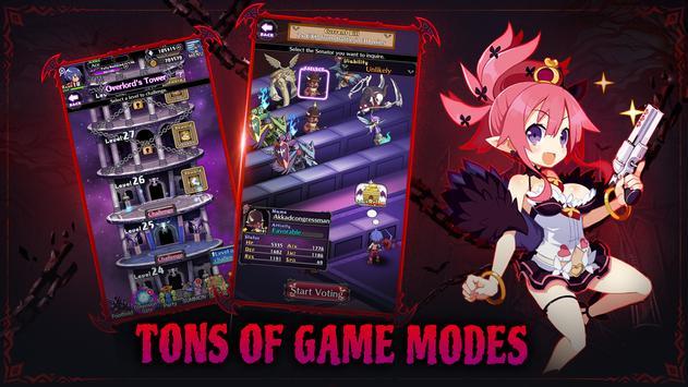 DISGAEA RPG ảnh chụp màn hình 5