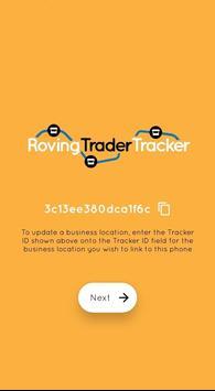 Roving Trader Tracker screenshot 2