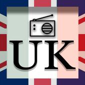 Radio UK - Online Radio UK , Internet Radio UK icon