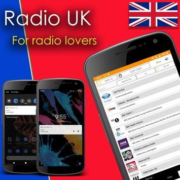Radio UK - Online Radio UK , Internet Radio UK poster