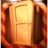 Open 100 Doors - Logic puzzle games, interesting. icon