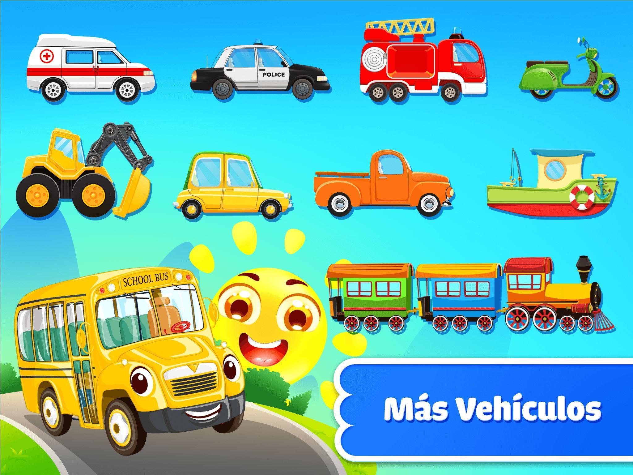 escándalo Pensativo maorí  Juegos de carros para niños: constructor de coches for Android - APK  Download