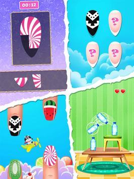 Nail salon game - Nail Art Designs screenshot 12