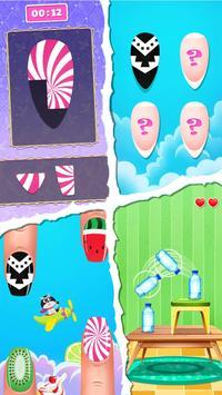 Nail salon game - Nail Art Designs screenshot 4