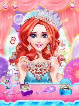 Princess dress up and makeover games screenshot 6