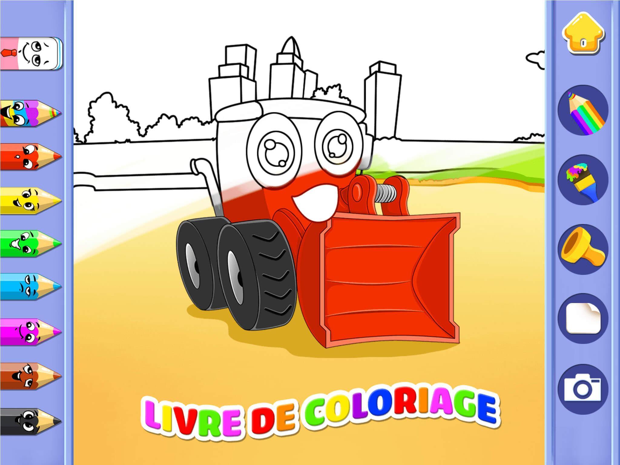 Jeux De Voiture Pour Enfant De 2 A 5 Ans Gratuit Pour Android Telechargez L Apk