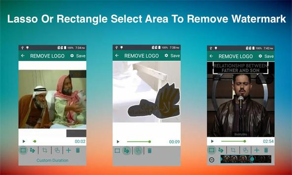 Remove & Add Watermark screenshot 1