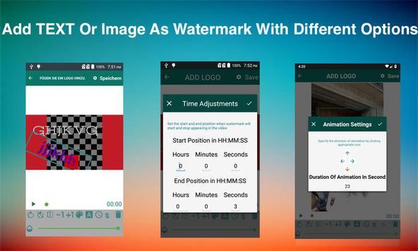 Remove & Add Watermark screenshot 2