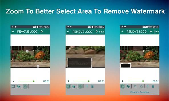 Remove & Add Watermark screenshot 3