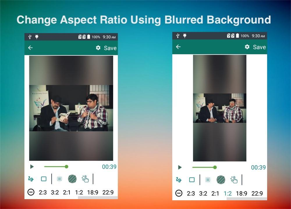 Blur Video & Image for Android - APK Download