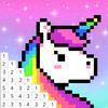 Pixel Color icon