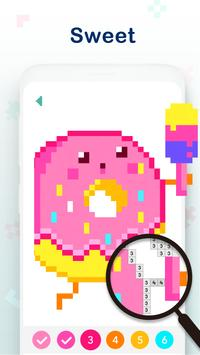 Color by Number, Pixel Color - Pixel Art screenshot 5