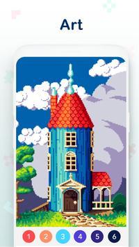 Color by Number, Pixel Color - Pixel Art screenshot 6