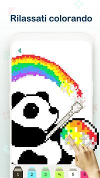 1 Schermata Color by Number, Pixel Color - Pixel Art