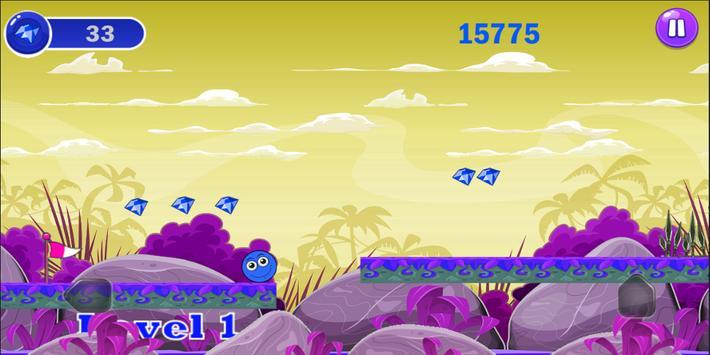 Blue Ball screenshot 2