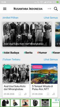 Nusantara Indonesia screenshot 2